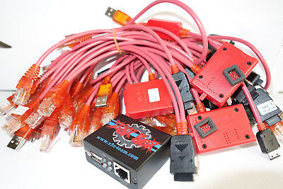 Z3X SAMSUNG PRO BOX Activated Samsung Pro Repair+4 cables