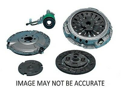 Seat Ibiza 02-16 Mk4 Mk5 Luk Clutch Kit With Concentric Slave Cylinder