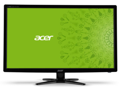 "Acer G246HL UM.FG6AA.A01 Abd 24"" LED monitor 1080P Energy Star 5.0"