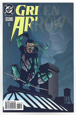 Green Arrow (1988) #137 NM+ DaMaggio - Return of Oliver Queen - Final Issue