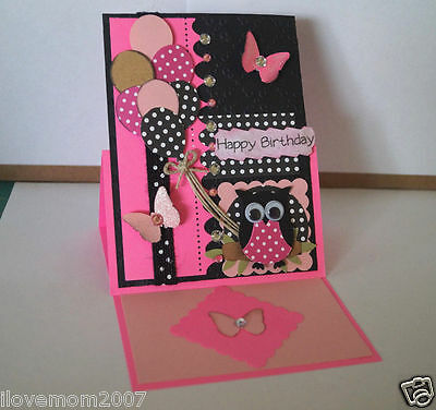 Handmade pop up greeting card made with stampin up stamp punch handmade pop up greeting card made with stampin up stamp punch more u choose 1 m4hsunfo