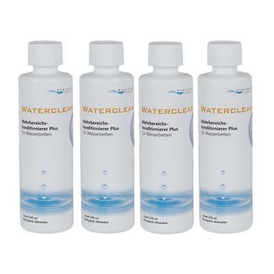 Stricker Chemie Waterclean Plus Konditionierer Plus Rundflasche (4er Pack)