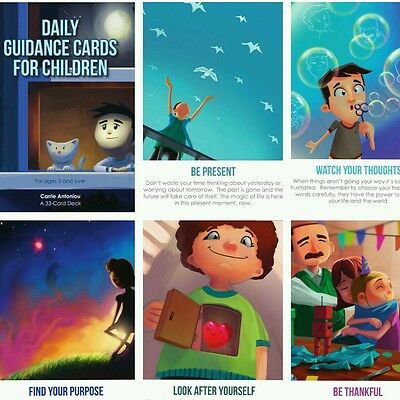 Daily Guidance Cards for Children