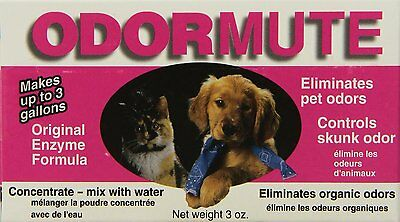 Corporation DRC101 Odormute Dog and Cat Odor Eliminator,3-Ounce by Ryter DTF