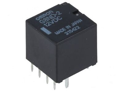 Rele Automotive Omron G8Nd-2 Dc12 Sk Relay.