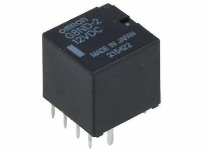Rele Omron G8Nd-2 Dc12 Sk Relay.