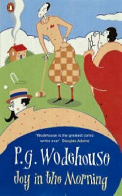 Joy In The Morning by Wodehouse, P G Paperback Book The Cheap Fast Free Post