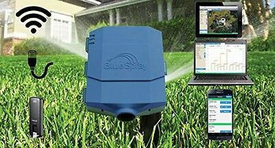 8 Zone Smart Wifi Sprinkler Controller Timer Watering Irrigation System