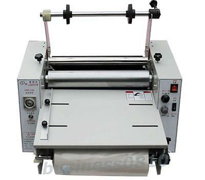 365MM Heavy Duty All Steel Roller Thermal Laminator 110V/220V