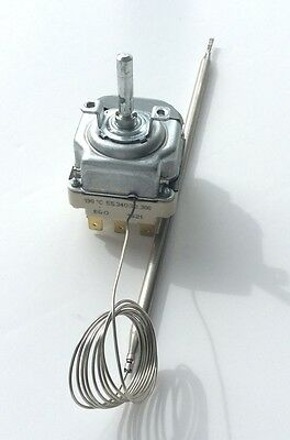 Ego 55.34032.300 Electric Fryer 3 Phase Operating Thermostat 190ºC 5534032300