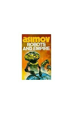 Robots and Empire: 4/4 (Panther science fiction) by Asimov, Isaac Paperback The