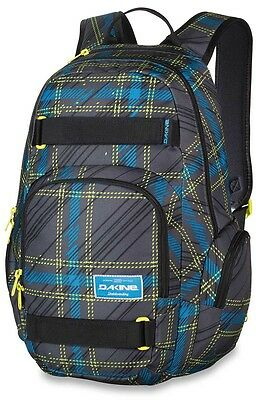 Dakine Atlas 25 Liter Skate Backpack Streetpack with Laptop compartment Mazama