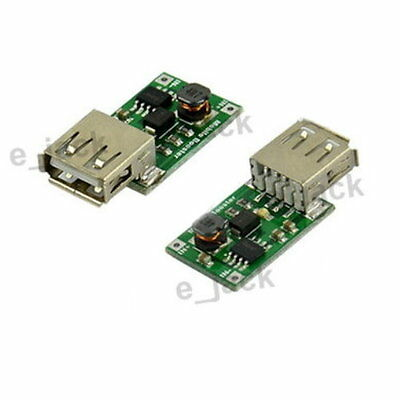 DC-DC Converter 1V-5V To 5V 300mA USB Output Step-UP Boost Module Phone Mp3/Mp4