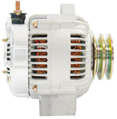 High Output 140A Alternator To Fit Toyota Landcruiser 4.2L Diesel 1Hz 1Hd-T 1Hd