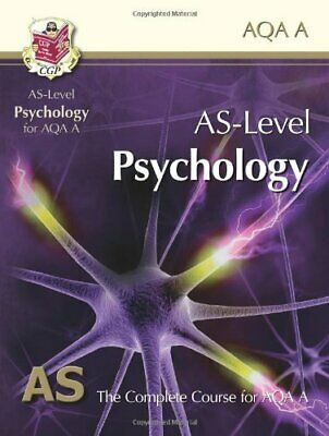 AS-Level Psychology for AQA A: Student Book for exams until 2015... by CGP Books
