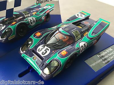 "Carrera Digital 132 30737 Porsche 917k International Martini ""No.35"" NEU OVP"