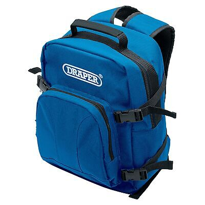 Draper 15 Litre Backpack/Bag/Rucksack Food/Drink/Camping Cool Bag - 77589