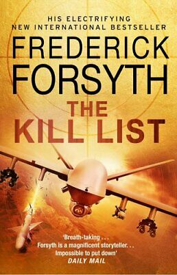 The Kill List by Forsyth, Frederick Book The Cheap Fast Free Post