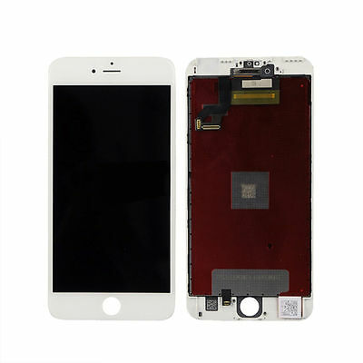 "Replacement LCD Touch Screen Digitizer Assembly for iPhone 6s 4.7"" White"