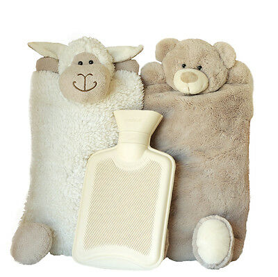 Jomanda Hot Water Bottle/PJ Case & Bottle