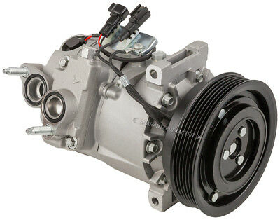 Brand New Premium Quality AC Compressor & A/C Clutch For Volvo & Land Rover