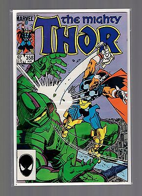 Thor #358 NM Simonson - Beta Ray Bill