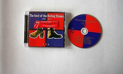Rolling Stones Jump Back (The Best Of The Rolling Stones '71 - '93) EU CD 2009