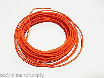 AUTOMOTIVE GXL WIRE 20 AWG HIGH TEMP STRANDED COPPER GRAY 25 FT COIL