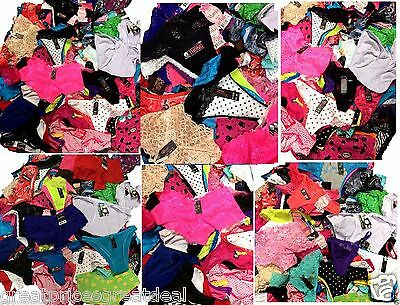 New Wholesale Lot 30 Womens Thongs Design Bikinis Panties BoyShorts MIX XL