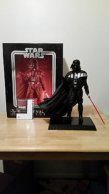 Star Wars Darth Vader Statue Gentle Giant