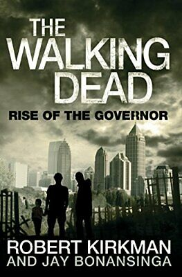 Rise of the Governor (The Walking Dead) by Kirkman, Robert Book The Cheap Fast