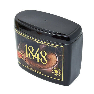 1848 Poudre Poulain Gourmand & Onctueux  Kakao Pulver 450 Gramm