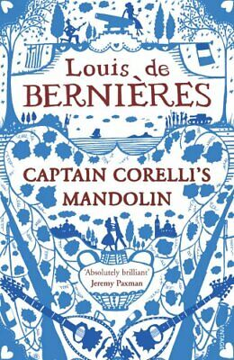 Captain Corelli's Mandolin by de Bernieres, Louis Paperback Book The Cheap Fast