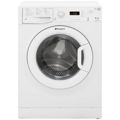Hotpoint WMAQF621P Aquarius A+ 6Kg 1200 Spin Washing Machine White New from AO