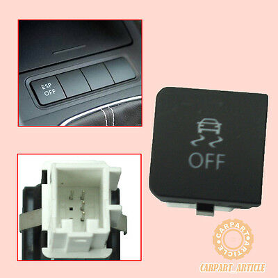 OEM ESP On Off Switch Button 5K0927117 For VW EOS Golf Jetta Scirocco Caddy New