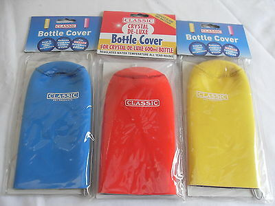 Classic Crystal De-Luxe Water Bottle Covers