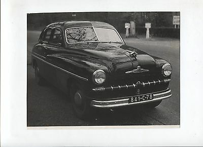 N°8112 / photo d'epoque FORD VEDETTE 1950