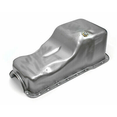 Ford 351W Windsor Front Sump Unplated Oil Pan