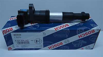 New Genuine Bosch Ignition Coil Alfa Romeo 156 Gtv Spider Jts 937A1 0221604103