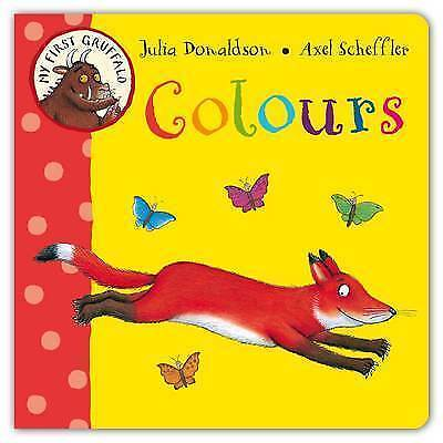 Gruffalo: Colours by Julia Donaldson (Board book) New Book