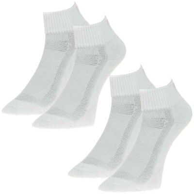 2 Paar Performance Quarter SMU Puma Golf Sport Quarters Golfsocken Damen Coolmax
