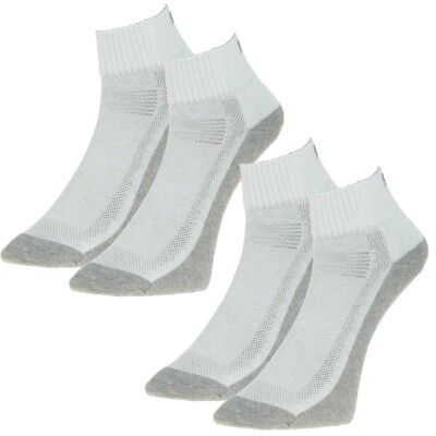 2 Paar Performance Quarter SMU Puma Golf Sport Quarters Golfsocken Coolmax