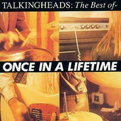 Talking Heads : Once In A Lifetime: The Best of- CD (1992) ***NEW***