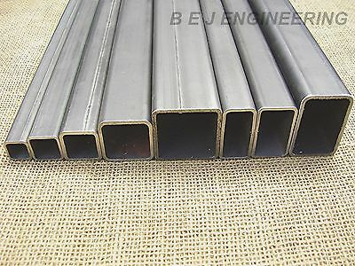 Mild Steel Box Section - Square & Rectangular Tube - SHS - RHS - ERW