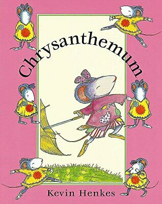Chrysanthemum by Henkes, Kevin Paperback Book The Cheap Fast Free Post
