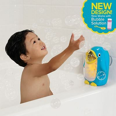 Munchkin Bath Bubble Blower Baby Bath Toy