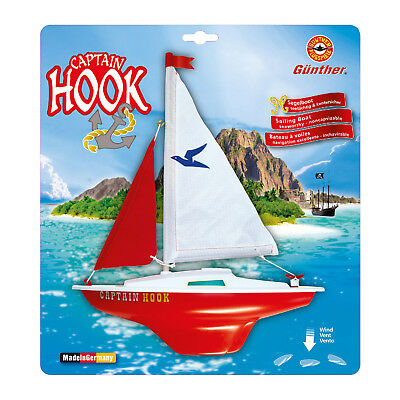 Captain Hook Toy Sailing Boat - NEW