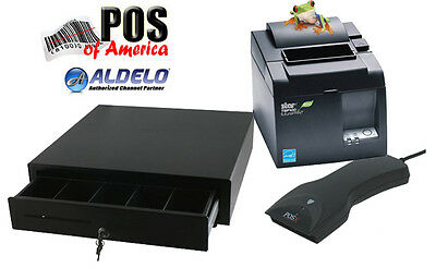 QuickBooks Retail POS System Point OF Sale HARDWARE Bundle NEW