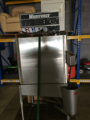 Dishwasher Sanitizer Jackson Wareforce I Single Rack Low Temperature