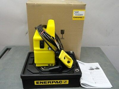 New Enerpac PUJ-1201B hydraulic economy electric pump